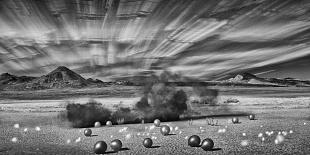 THE DESERT OF SOULS-IL DESERTO DELLE ANIME (2016-'18)