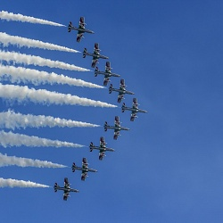 Rome International Airshow 2014