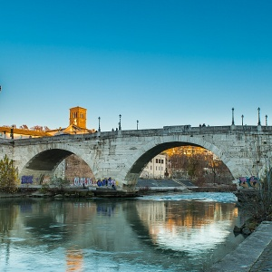 The Rome's bridges