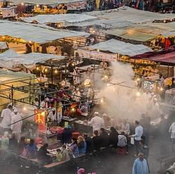 Djemaa el-Fna - Morocco