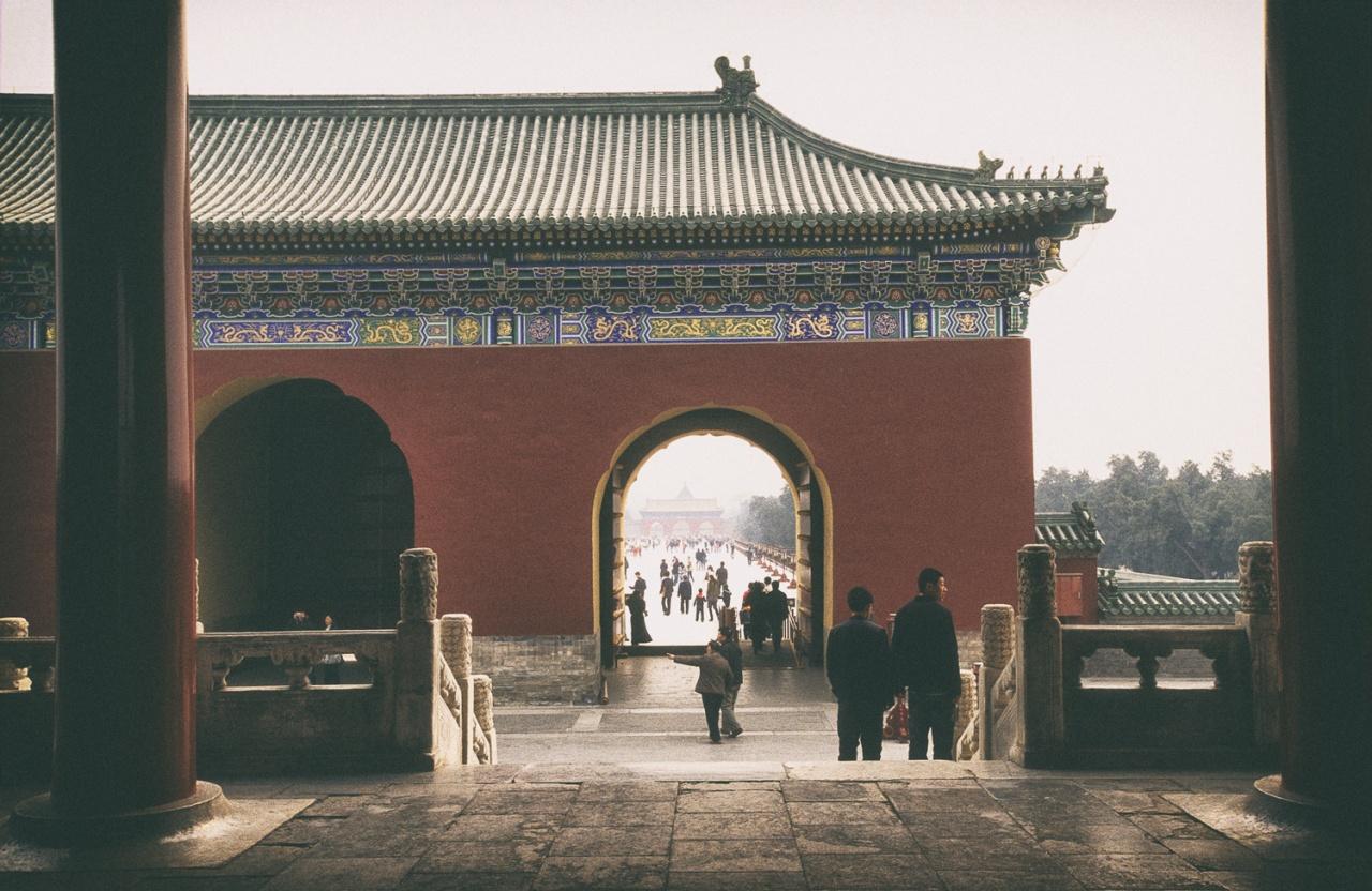 Beijing - La Città Proibita