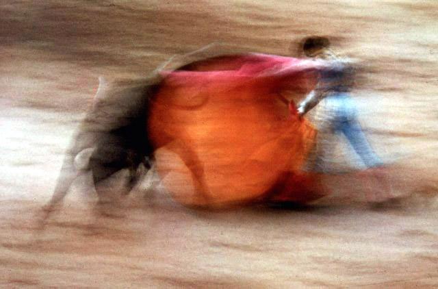 E.Hass: La corrida, 1960