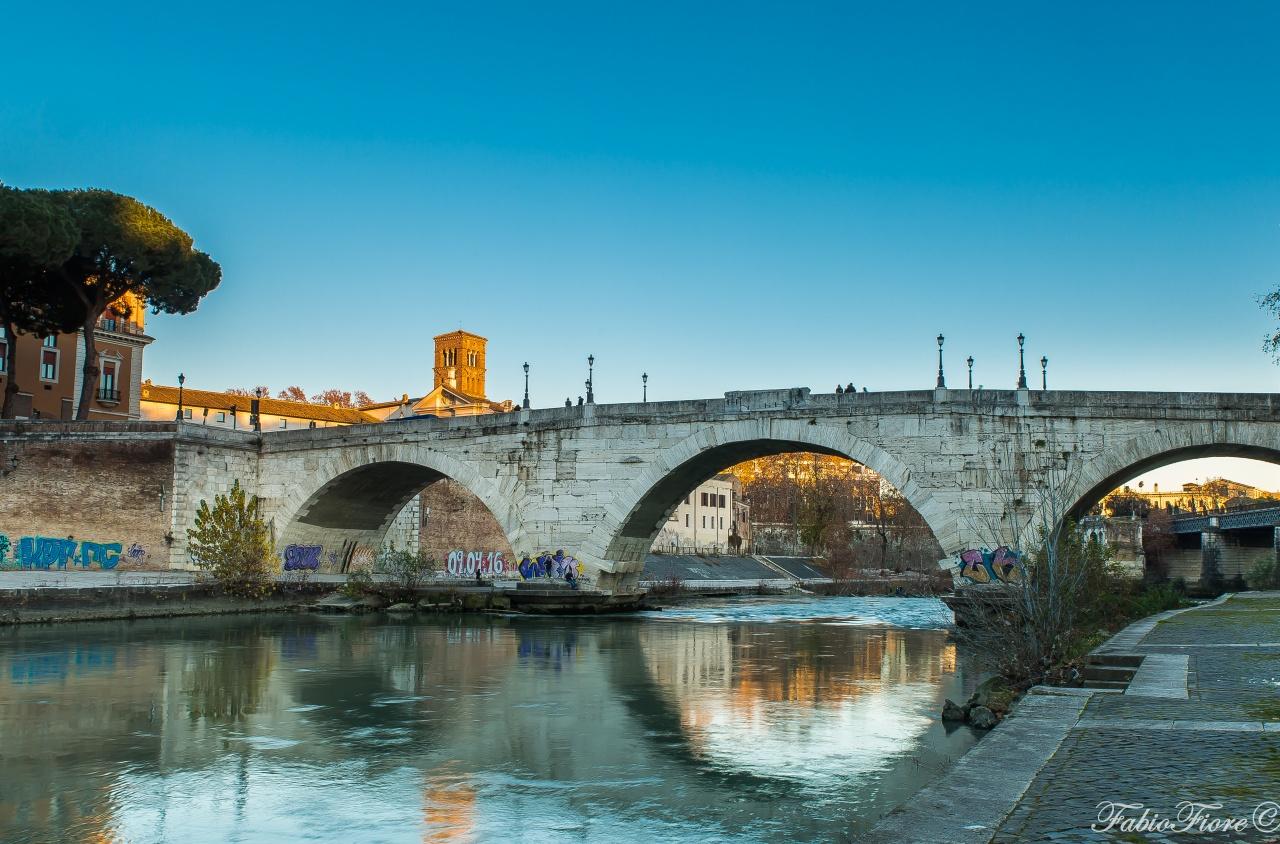 The Rome's bridges