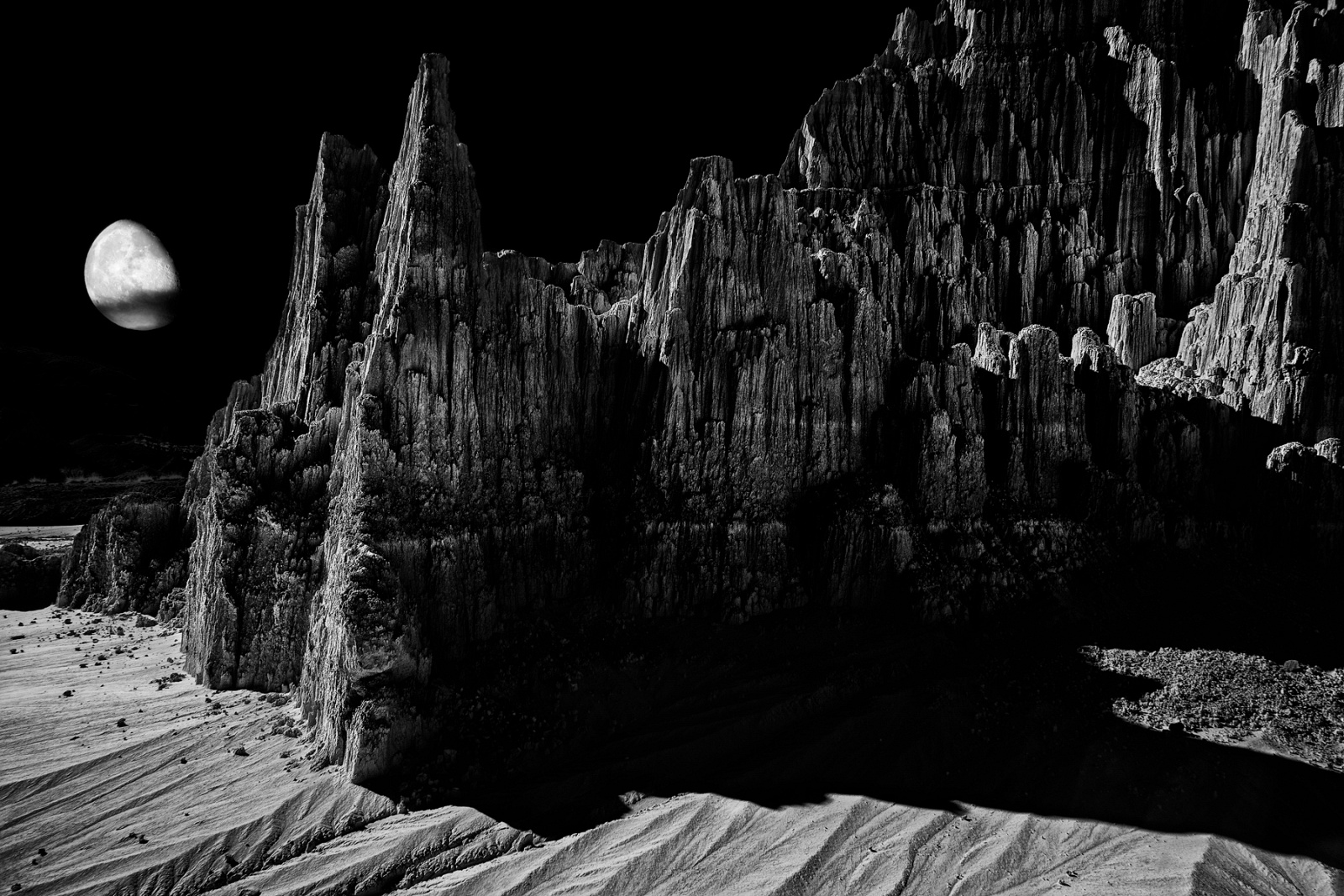 The Cathedral  - Panaca, Nevada, 2014 