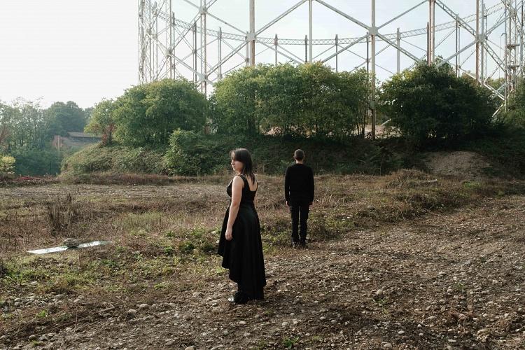 ASCOLTAMI - MØNIA e Alex Sala Con il sostegno di LIBEROTRANSITO e Comitato Parco La Goccia. Giornata Del Contemporaneo promossa da AMACI, 12 ottobre 2019, Milano.